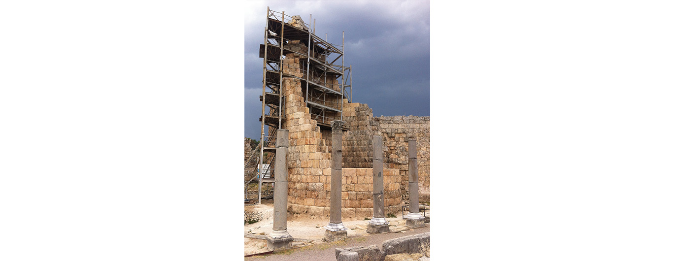 Perge East Tower