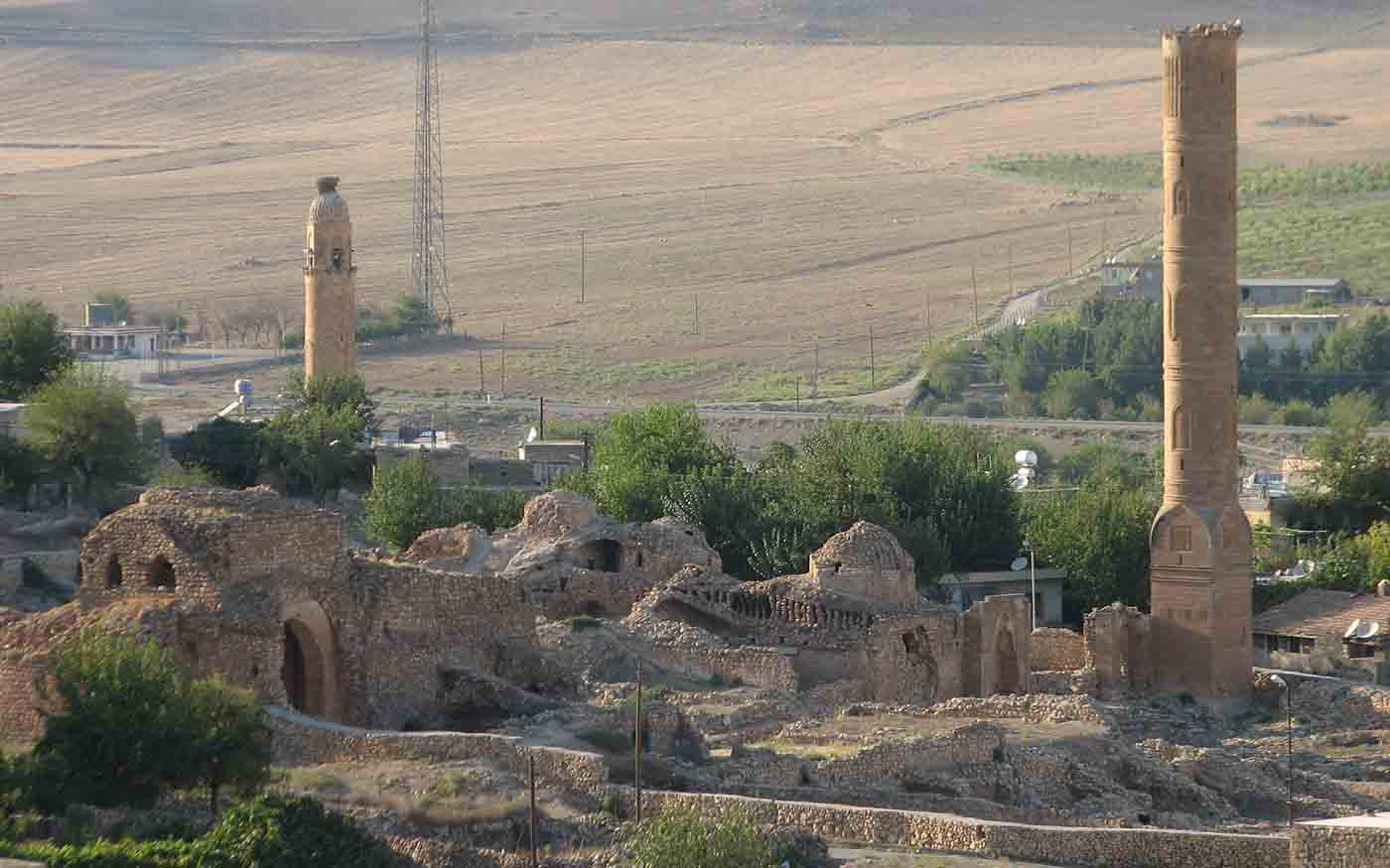 Hasankeyf Conservation Works